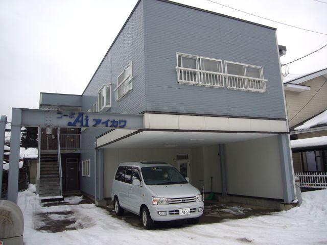 コーポ・アイカワ D号
